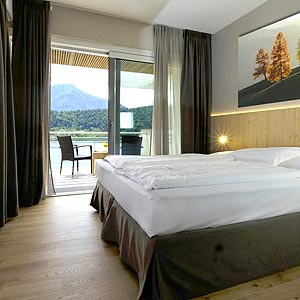 Hotels am Levicosee